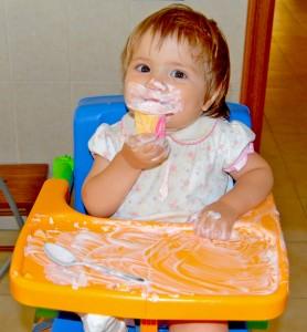 Meriendas para bebes Stikets