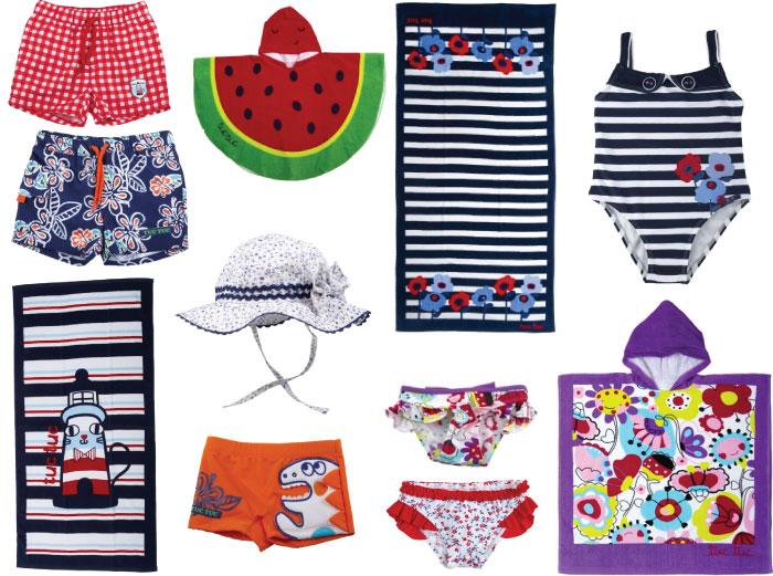 Baño Infantil La Pala: podrás resistirte a comprar también la toalla o el poncho a juego