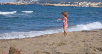 Vacaciones en la playa con niños. ¿Qué hay que tener en cuenta?