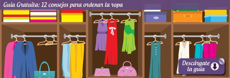 Juegos De Ordenar Baños:Cómo organizar la ropa de casa
