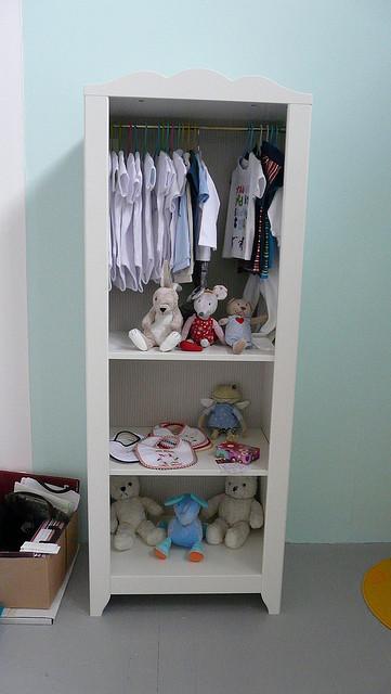 ordenar ropa de bebe 2