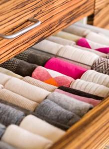 C mo organizar la ropa interior en los cajones stikets family - Organizar ropa interior ...