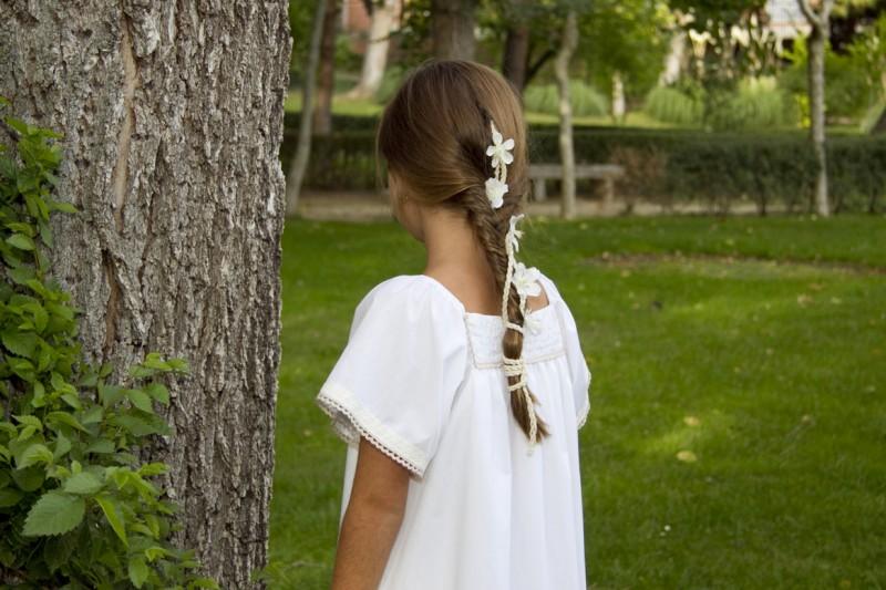 Un vestido para tí-tocado para colas