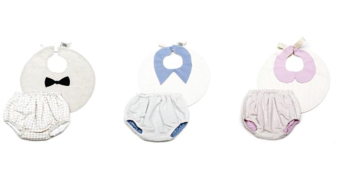 Regalos originales para niños de 0 a 3 años.lBaberosde-Baby-bites-3