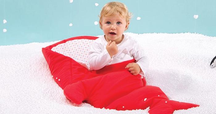 Regalos originales para niños de 0 a 3 años.Sacos-calentitos-de-Baby-bites