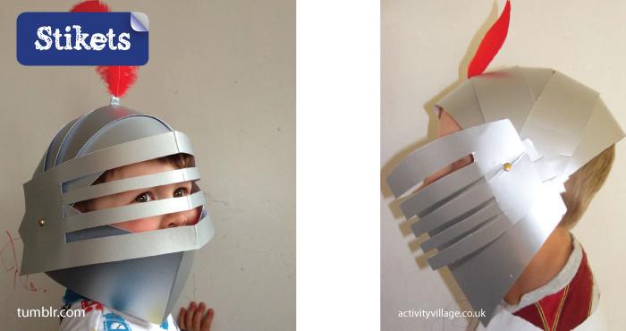 19996e19b8 8 ideas para crear tu máscara de cartón