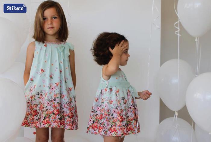 24812eeb6 vestidos miranda nina 2015