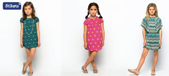 Vestidos ibicencos niña 2015-Nícoli