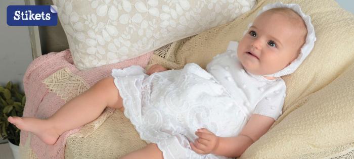 Vestidos para bautizos.Pilar-Batanero