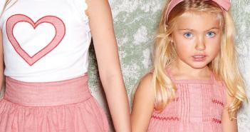 2.-Moda infantil clásica.Neck-and-neck