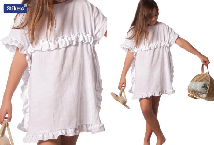 Vestidos ibicencos niña 2015La-pequeña-costura