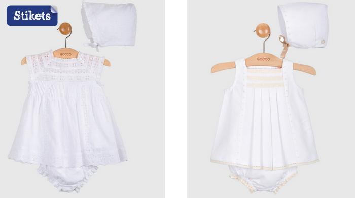 Vestidos para bautizos-Gocco