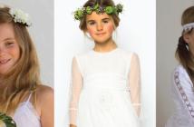Vestidos Comunión estilo ibicenco 2015