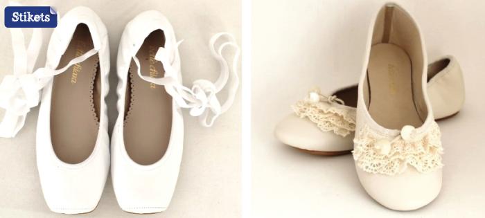 Zapatos comunión 2015. Belle-chiara