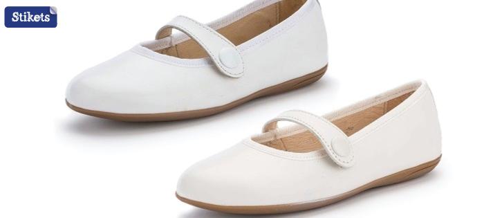 Zapatos comunión 2015. Pisamonas