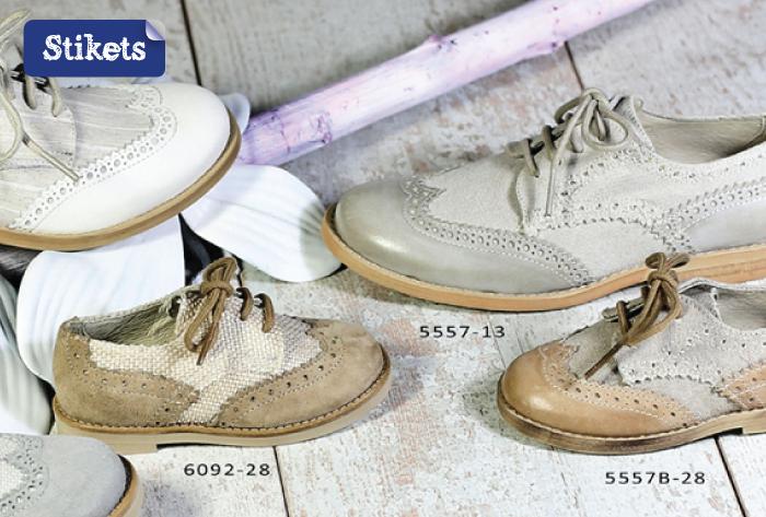 Zapatos comunión 2015.La-oca-loca