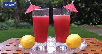 limonada de granada