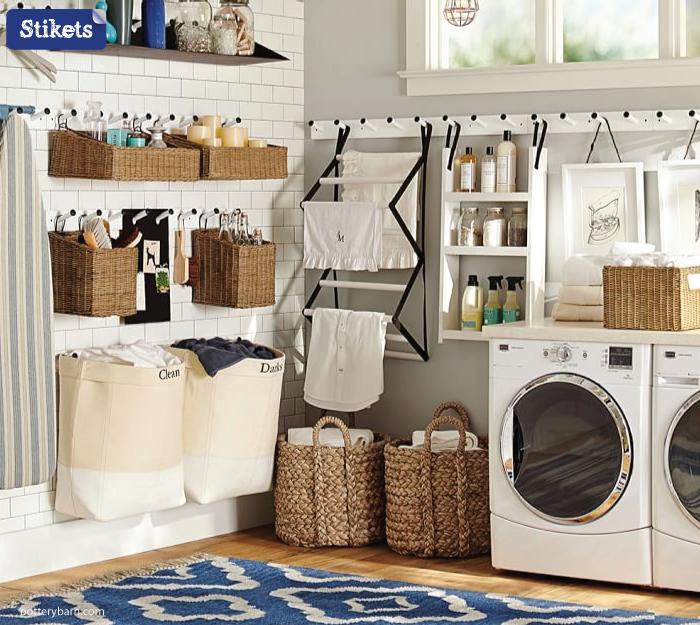 Cómo organizar el lavadero Aquí tienes nuestras propuestas
