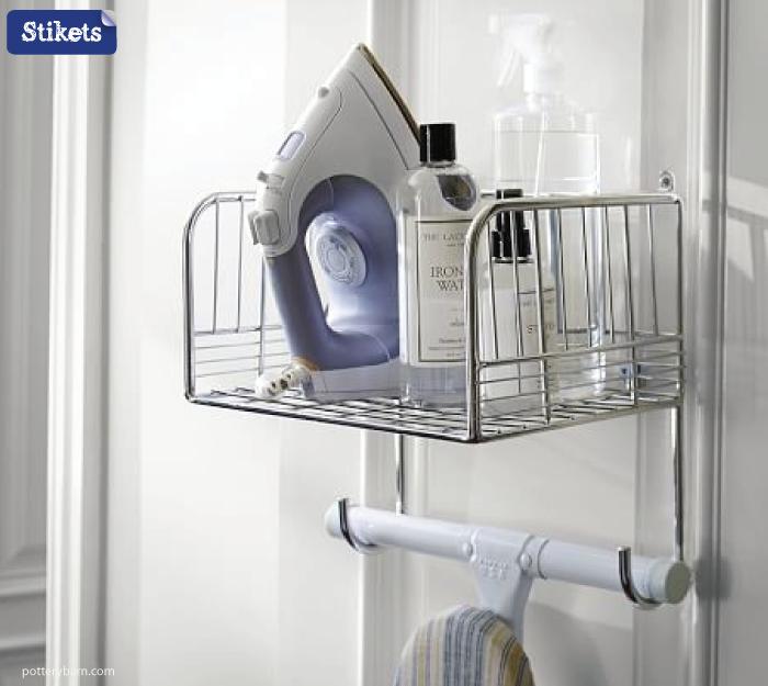 Repisas para cuarto de lavado