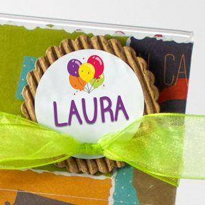 Etiquetes per a Aniversaris