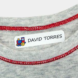 Etiquetas para ropa ideales para ni os env o gratis - Pegatinas para la pared ...