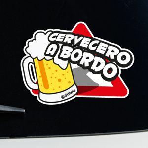 Cervecero a bordo MP
