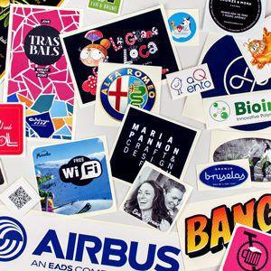Etiquetas para empresas